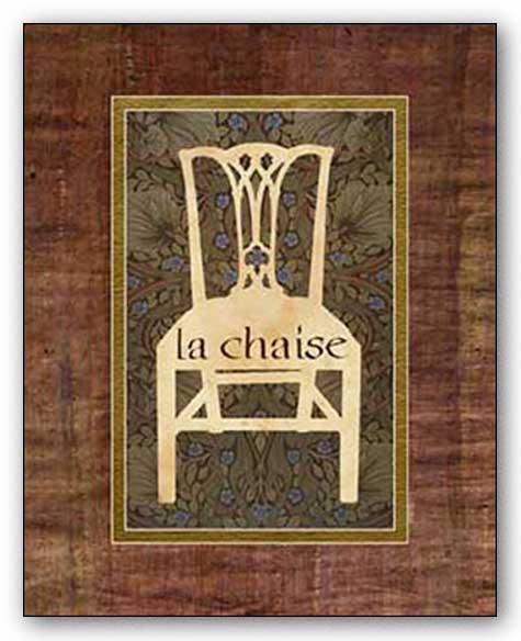 La Chaise II by Rolland Designs