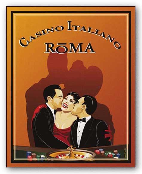 Casino Italiano by Poto Leifi