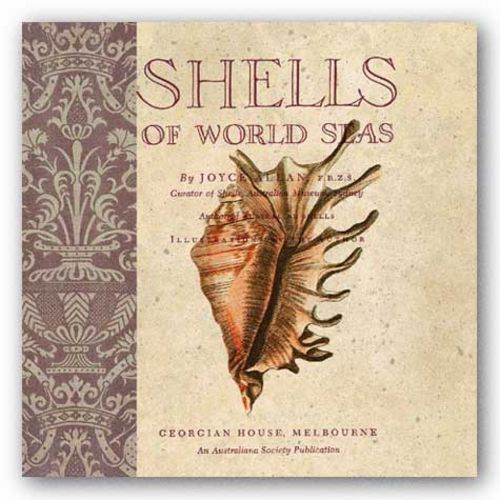 Shells of the World by Paula Scaletta