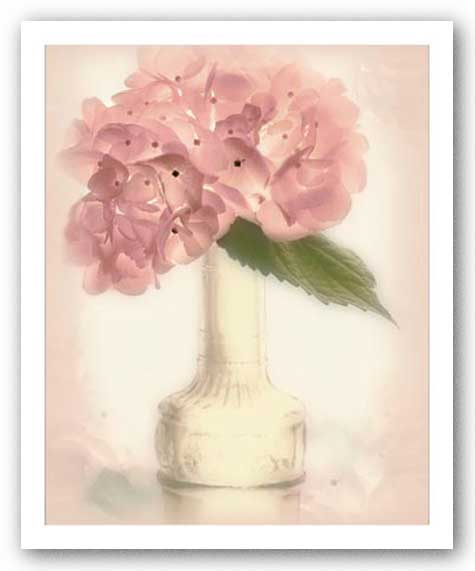 Lovely Hydrangea by Donna Geissler