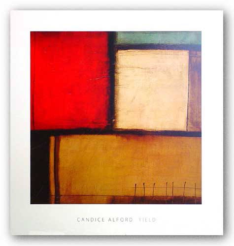 Yield by Candice Alford