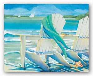 Seaside Breeze by Kathleen Denis
