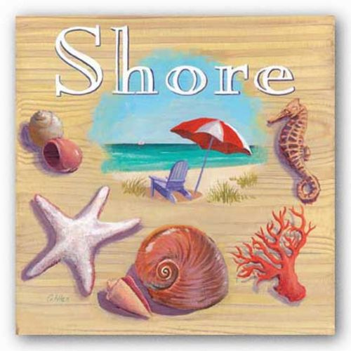 Shore by Geoff Allen
