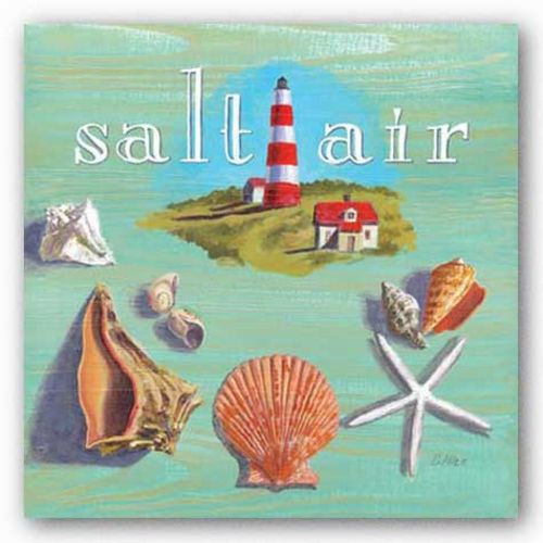 Salt Air by Geoff Allen