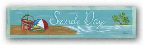 Seaside Days by Grace Pullen