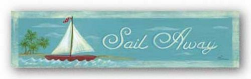 Sail Away by Grace Pullen