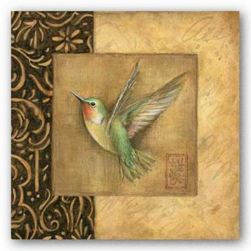 Hummingbird Square by Susan Winget