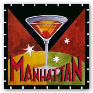 Manhattan by Jennifer Brinley