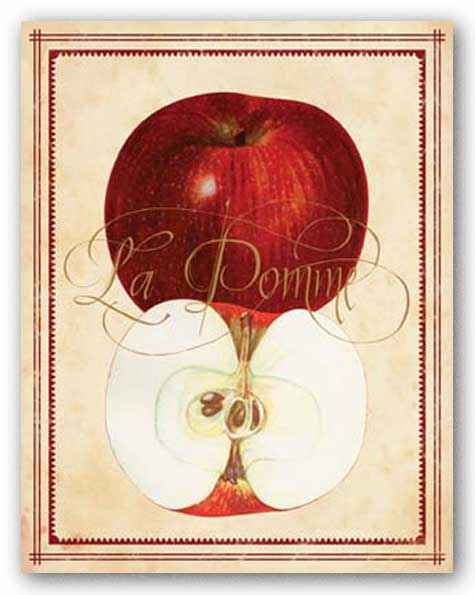 La Pomme by Rolland Designs