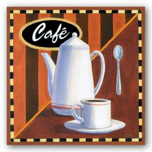 Cafe by Geoff Allen