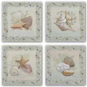 Pastel Shell Set by Wendy Russell