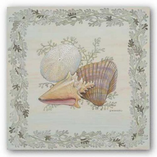 Pastel Shell I by Wendy Russell