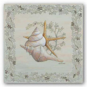 Pastel Shell II by Wendy Russell