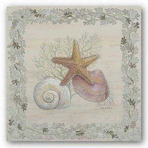 Pastel Shell III by Wendy Russell