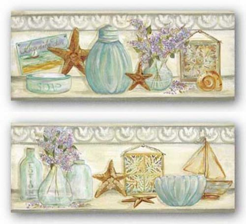 Seaside Bath Set by Grace Pullen
