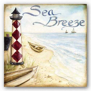 Sea Breeze by Kate McRostie