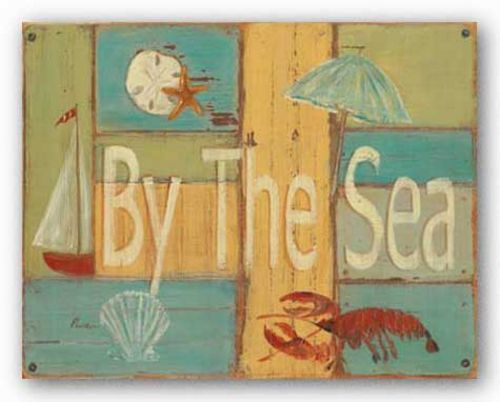 By The Sea by Grace Pullen