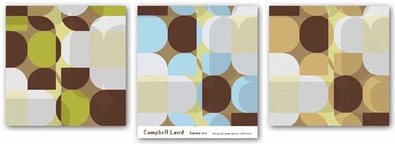 Lumino Set by Campbell Laird