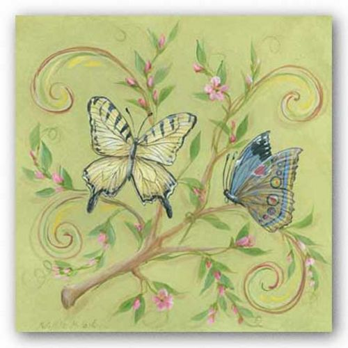 Butterfly Green by Kate McRostie