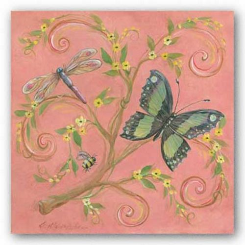 Butterfly Pink by Kate McRostie
