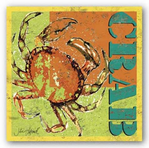 Crab by Julie Ueland