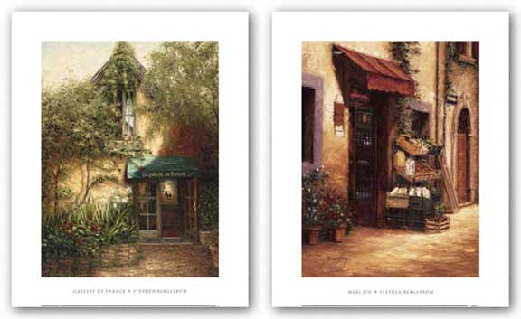 Maracato and Gallery De France Set by Stephen Bergstrom