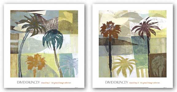 Island Hop Set by David Dauncey