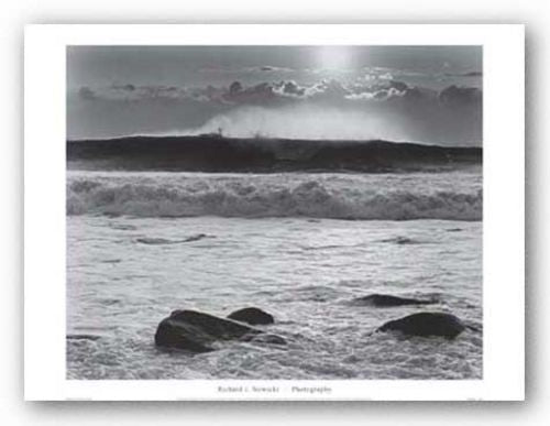Montauk Surf #2 by Richard Nowicki