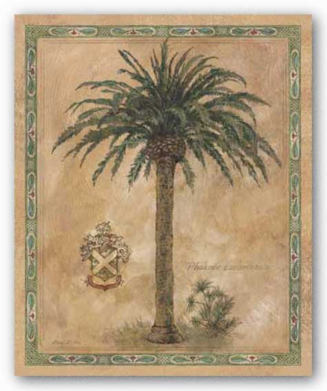 Phoenix Canariensis by Betty Whiteaker