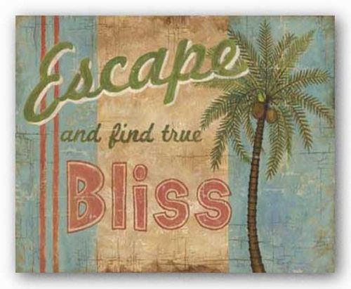 Tropical Escape (Escape and find true Bliss) by Ted Zorns