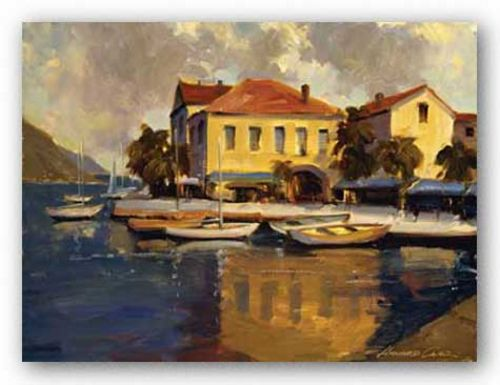 Porto Italiano by Howard Carr