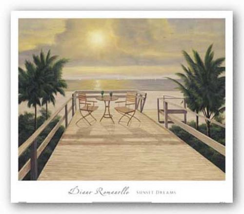 Sunset Dreams by Diane Romanello