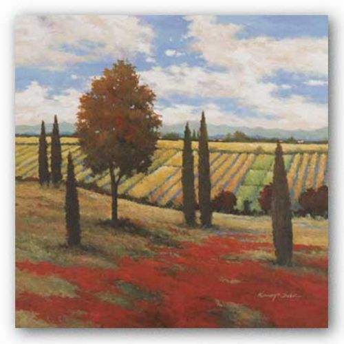 Chianti Country I by Kanayo Ede