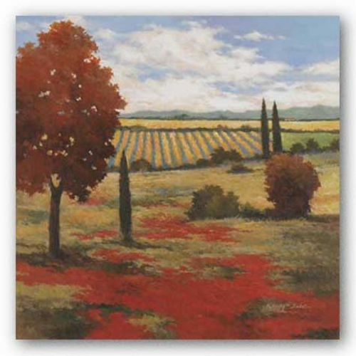 Chianti Country II by Kanayo Ede