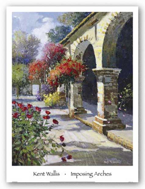 Imposing Arches by Kent Wallis
