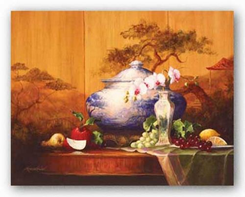 Oriental Apple by Art Fronckowiak