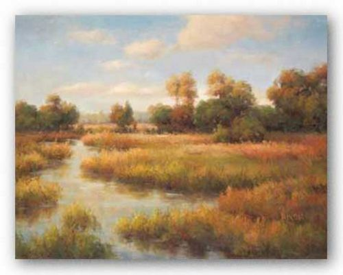 Southern Bayou by Charles Morton