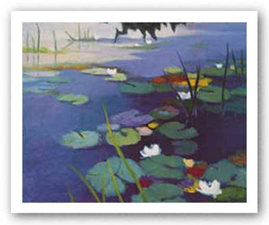 Water Lilies by Tadasha Asoma