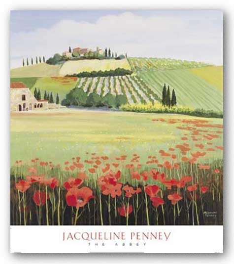 The Abbey by Jacqueline Penney