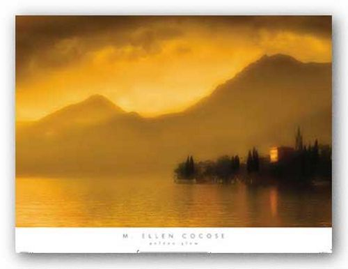 Golden Glow by M. Ellen Cocose