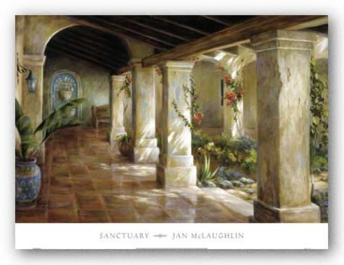 Sanctuary by Jan McLaughlin