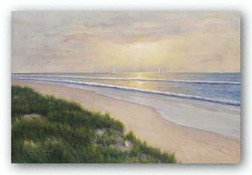 Seaside by Diane Romanello