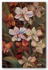 Orchids I by Shari White