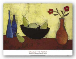 Tabletop Still Life I by Charlotte Foust