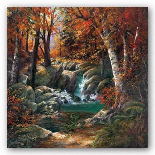 Rock Creek by Art Fronckowiak