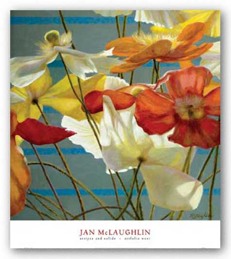 Stripes And Solids by Jan McLaughlin