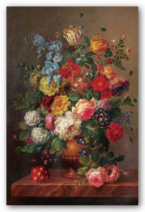 Classic Bouquet I by Steiner
