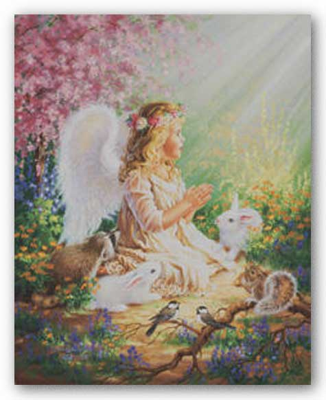 An Angel's Spirit by Dona Gelsinger