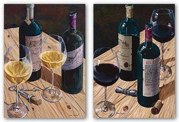Tasting Room Set by Dima Gorban