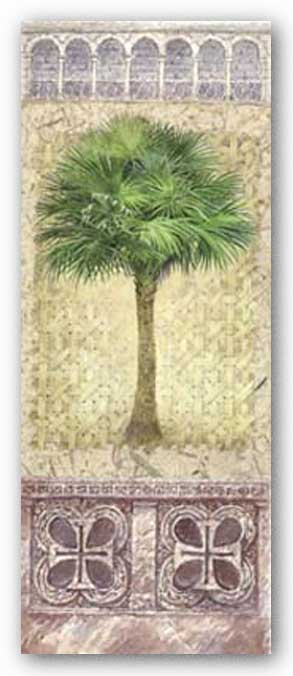 Lisbon Palm by Anne Searle